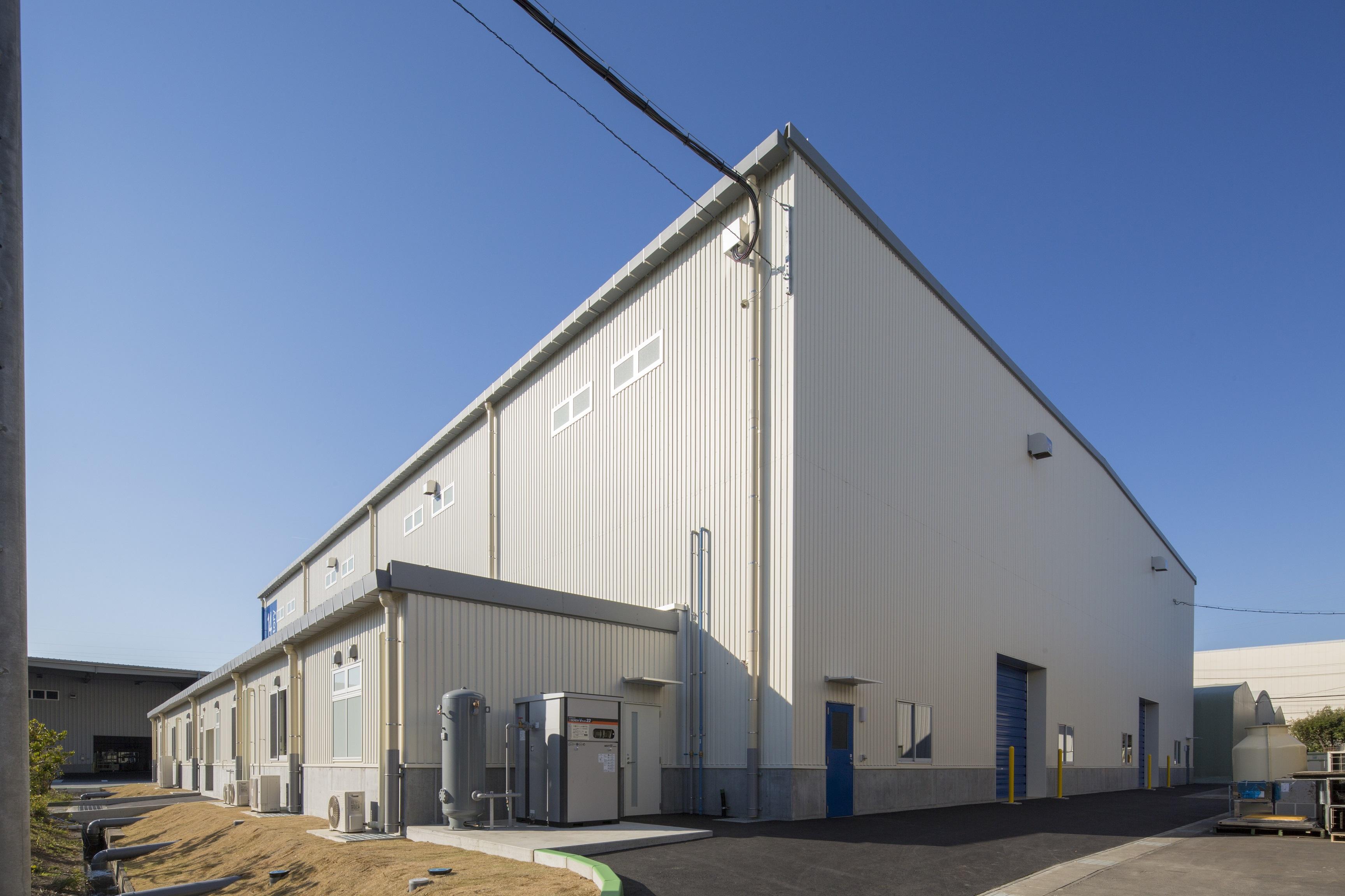 日立ジョンソンコントロールズ空調株式会社 清水事業所 14工場