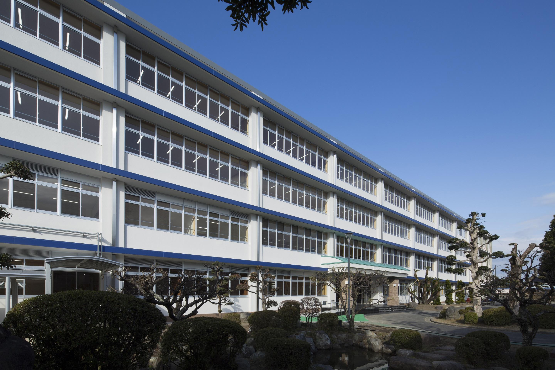静岡県立清水東高等学校 管理教室棟他(改修)