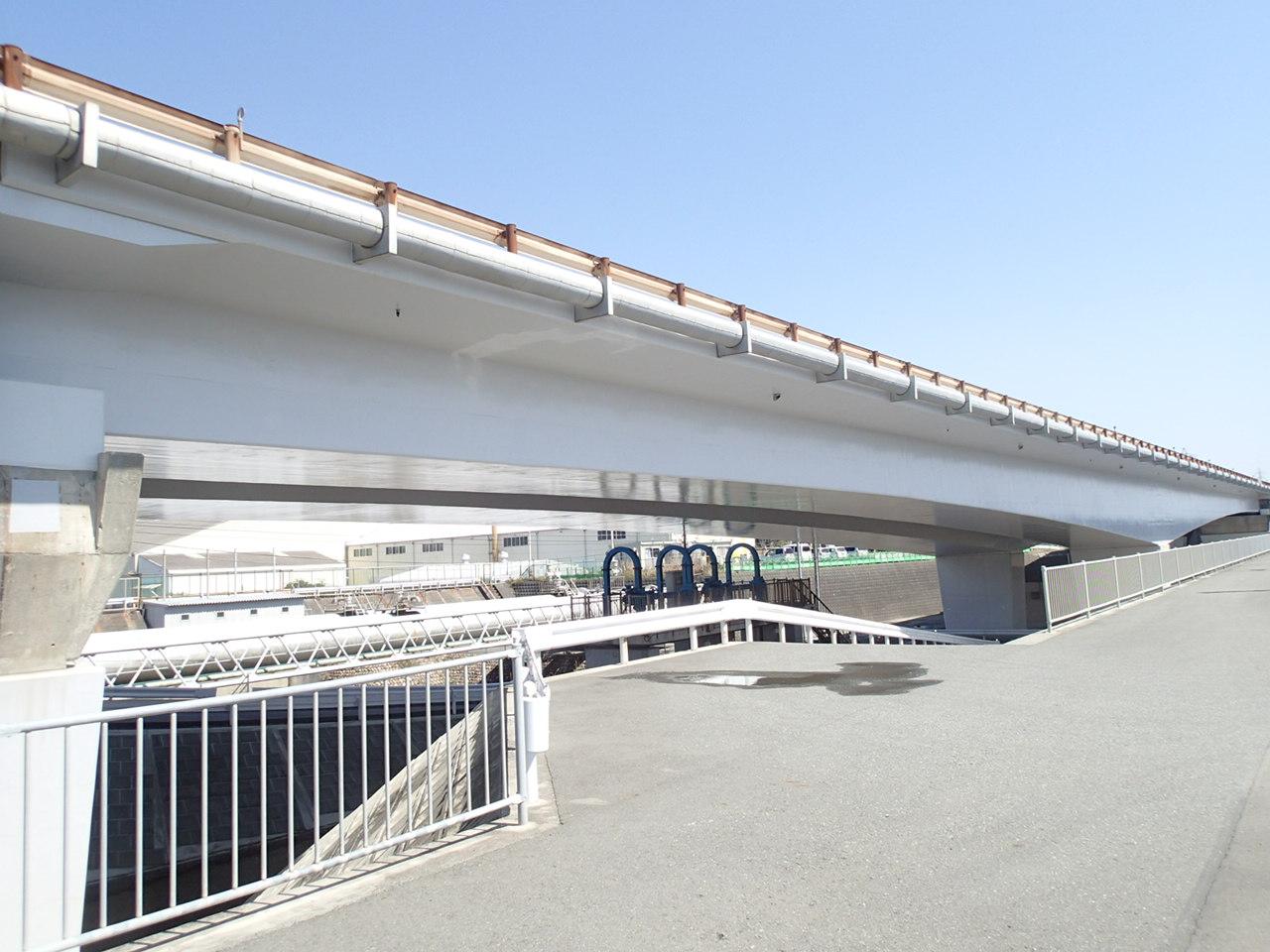 H26 1号蒲原地区橋梁補修工事