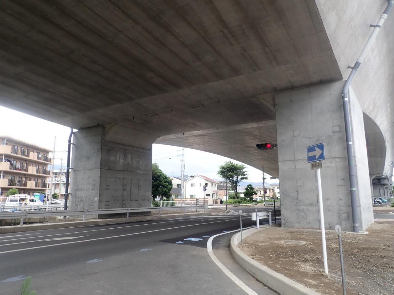 令和元年度 1号静清BP大岩地区橋梁補強工事
