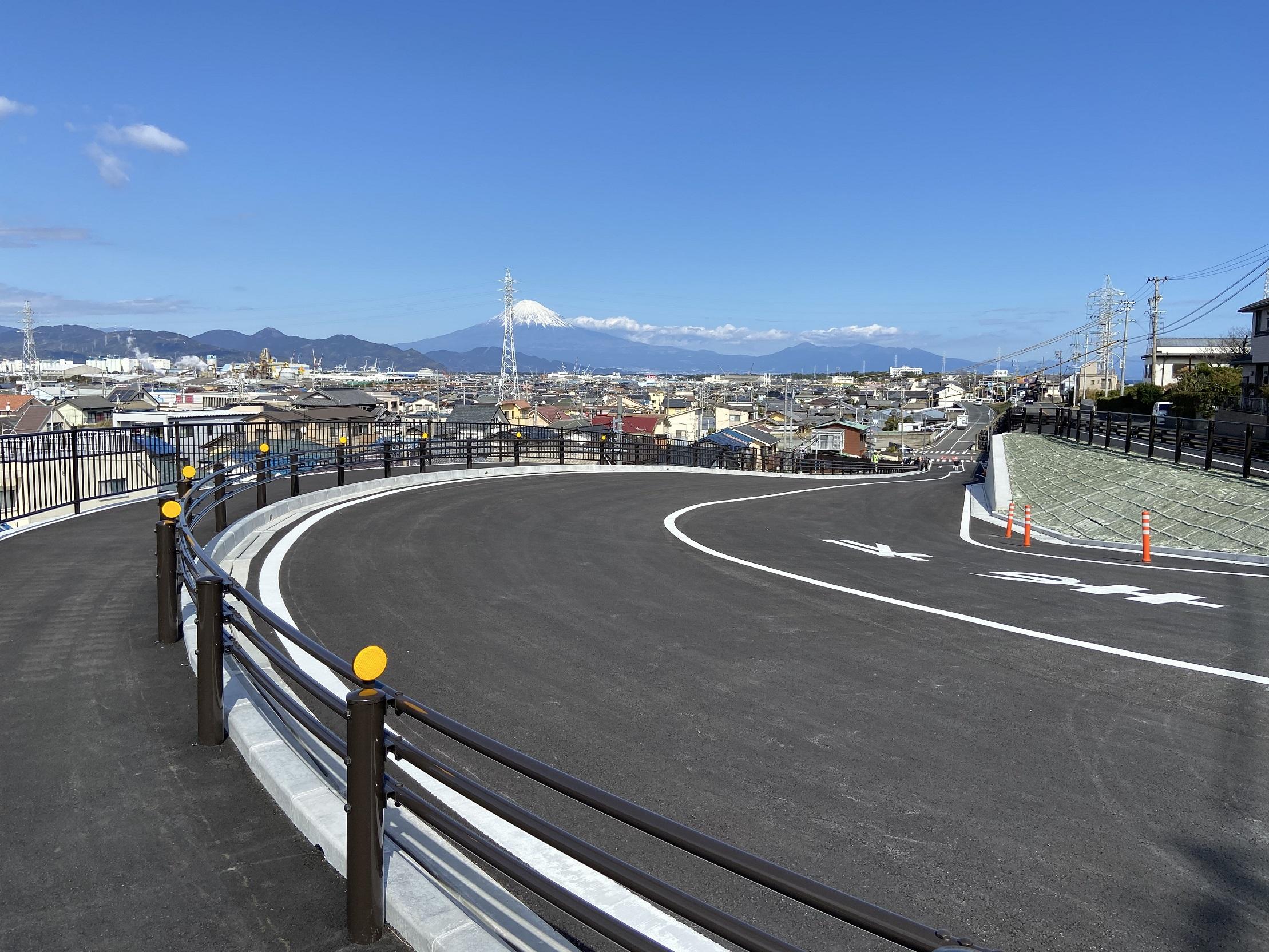 令和元年度 清県道債 第1号(-)駒越富士見線外1(駒越西)道路改良工事
