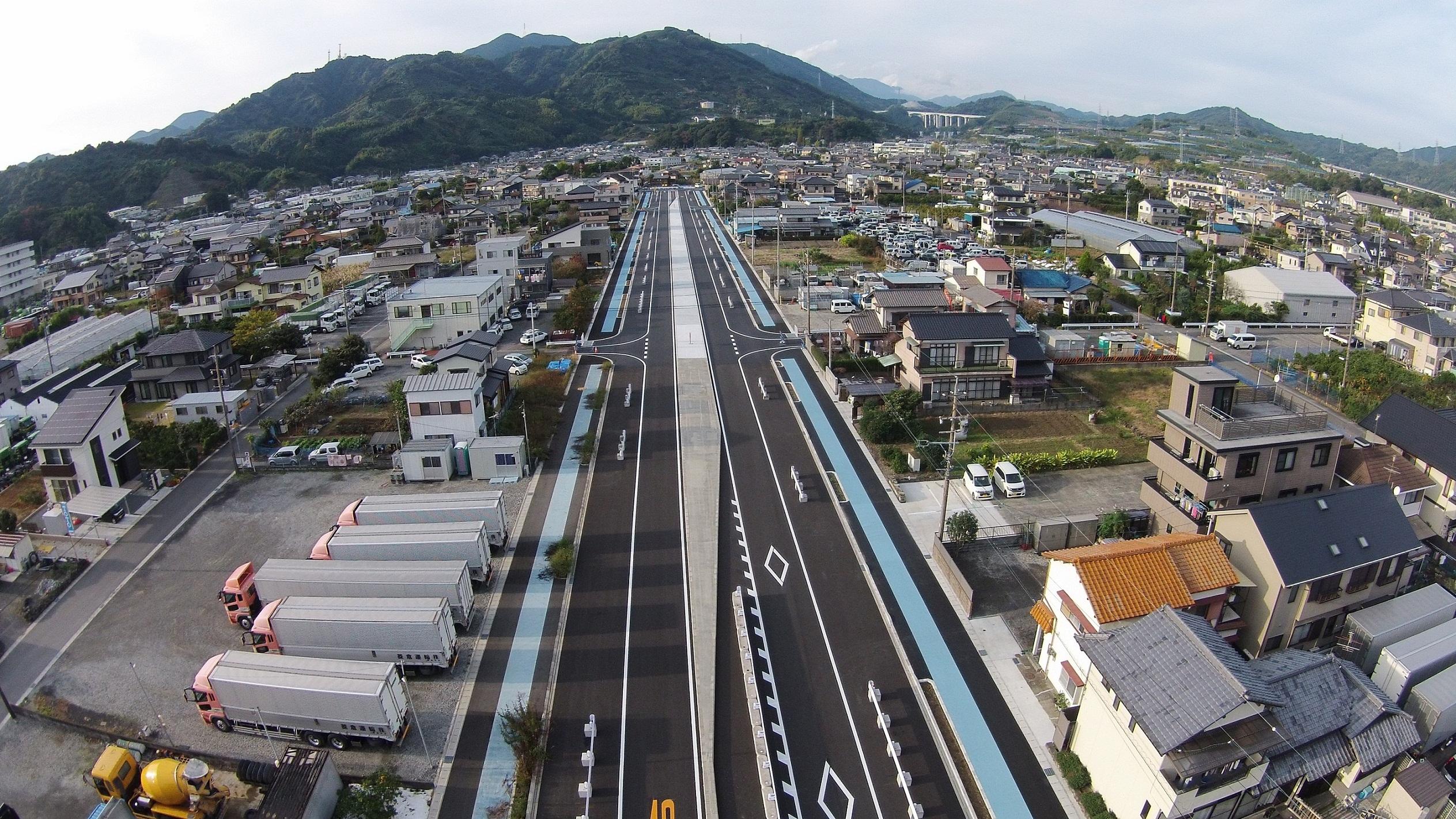 H27 清県道債第3号(主)清水富士宮線外1(庵原町)道路改良工事