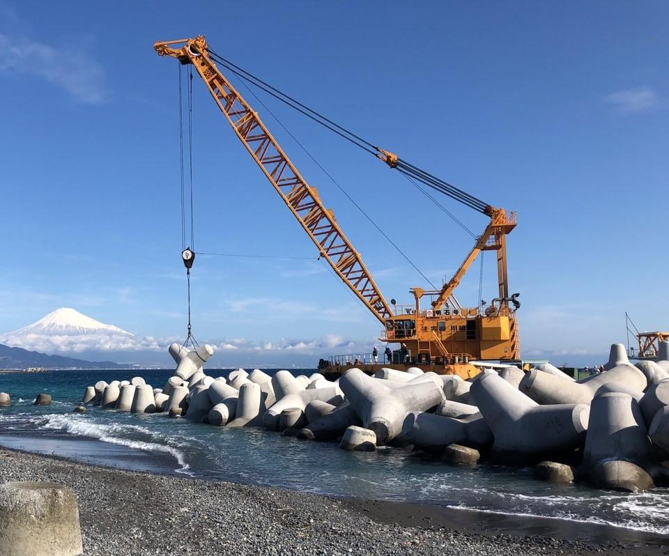 R1 清水海岸元年海岸災害復旧工事