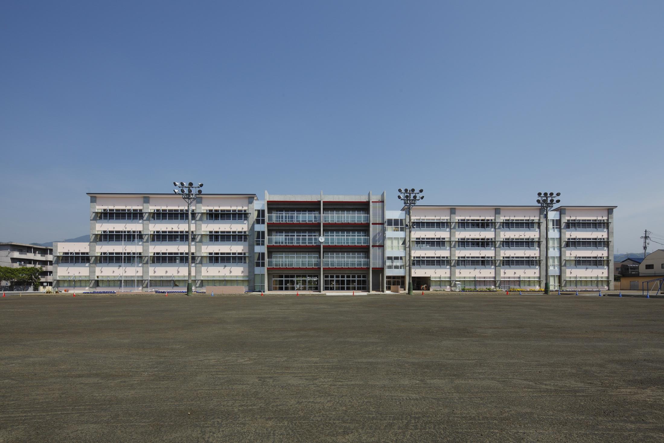 静岡市立清水飯田東小学校 校舎
