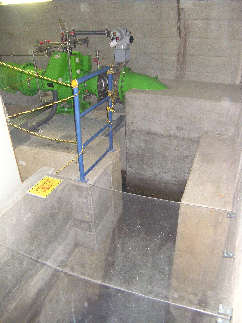 H24 奥野ダム管理用小水力発電設備工事