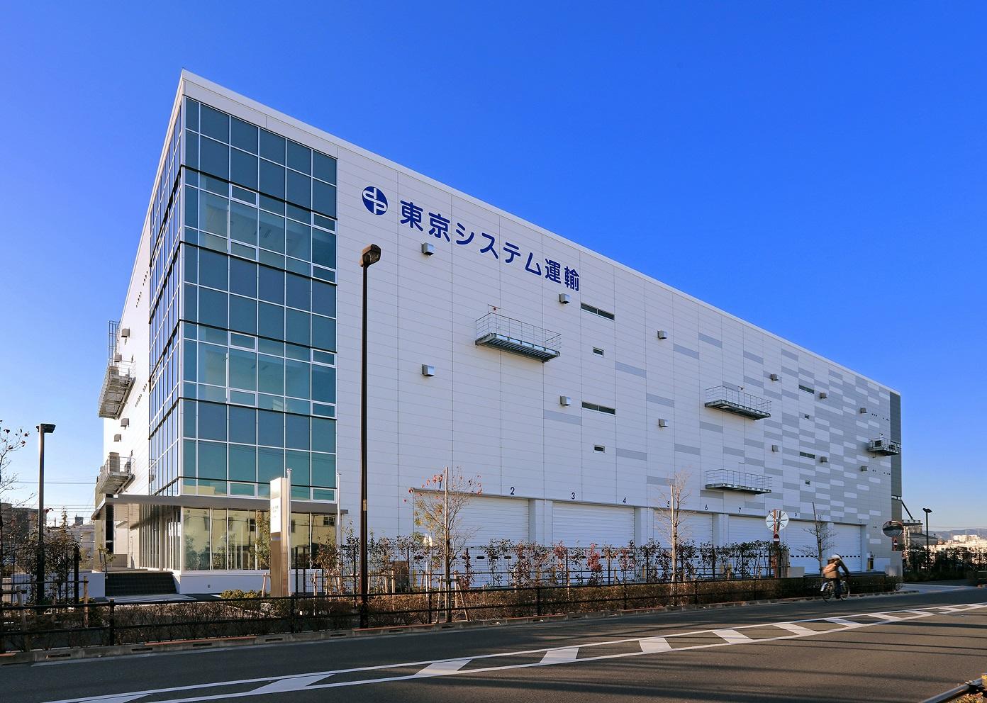 東京ロジファクトリー株式会社 昭島第3物流センター