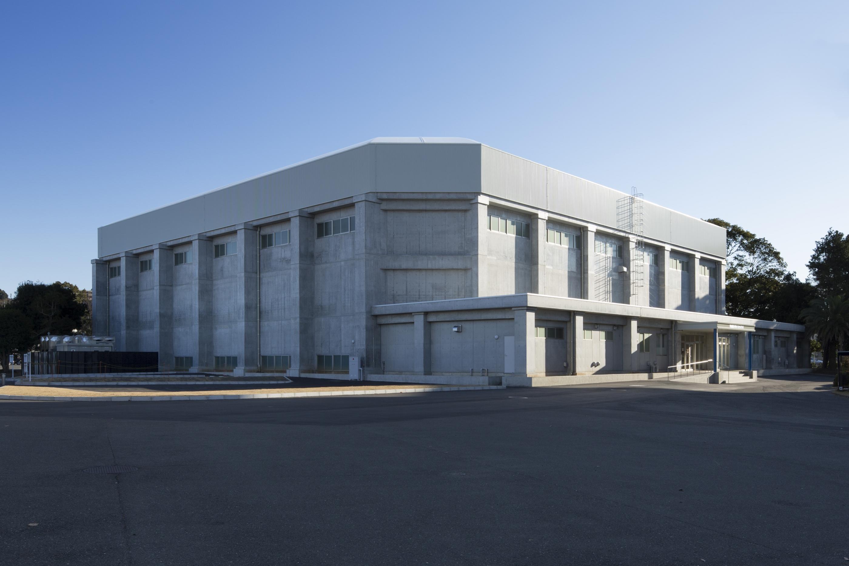 静岡県草薙総合運動場屋内運動場