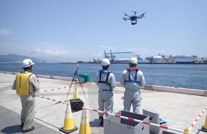 UAV測量(ドローン)